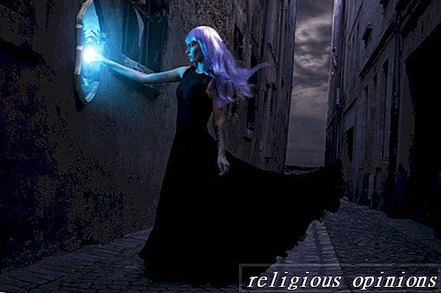 Razlika između magije i magije-Alternativne religije