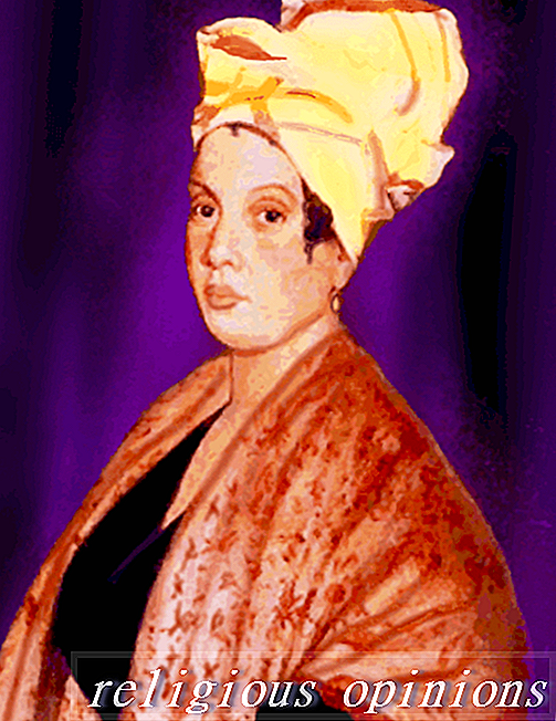Religiões Alternativas - Marie Laveau, Misteriosa Voodoo Queen of New Orleans