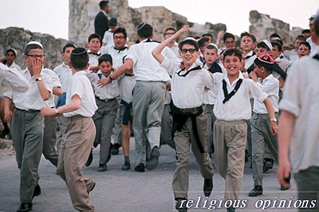 الأسماء العبرية للأولاد ومعانيهم